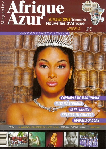 Mode Antillaise Miss Martinique