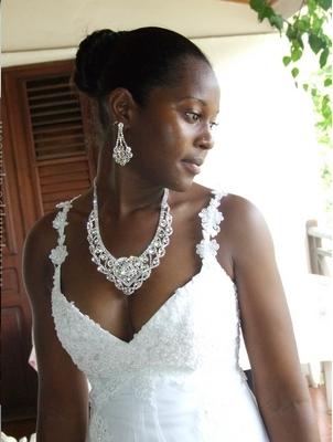 Femme noire cherche mariage