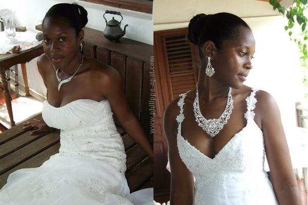 robe de mari�e