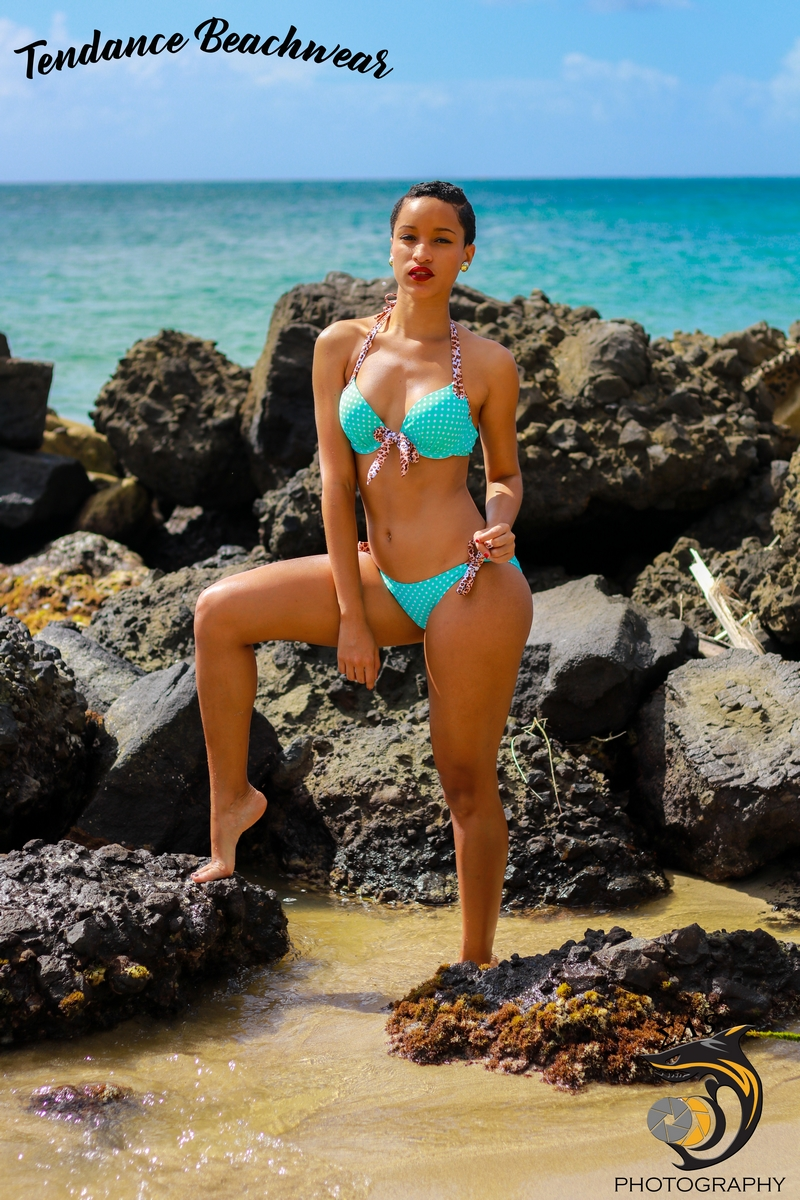 bikini 2017 push up bleu