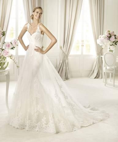 Robe de mariée bustier 2015 2016