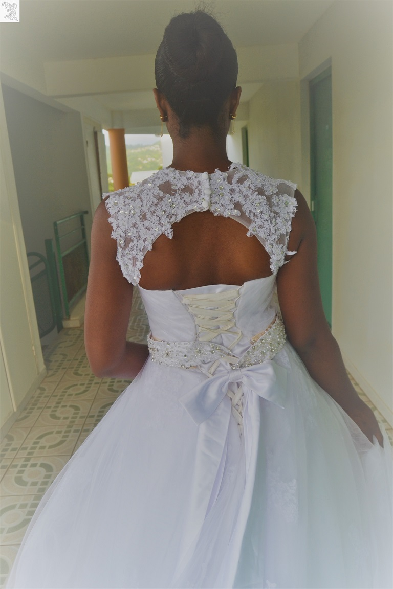Robe de Mariee Martinique Princesse