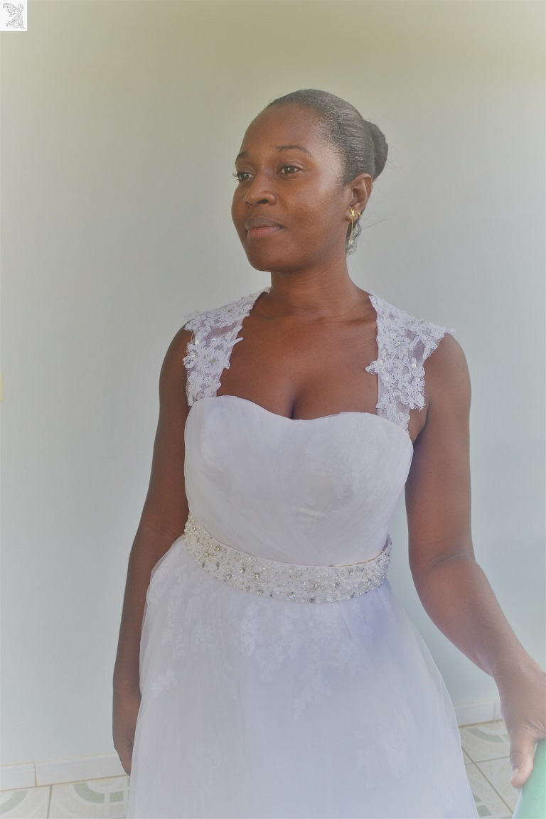 Robe de Mariee Princesse en Martinique