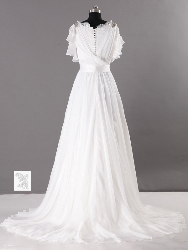 Robe Mariage Blanche 2015