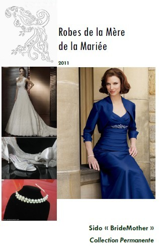 Catalogue Robes de la M�re de la Mari�e