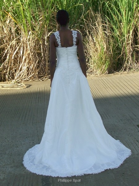 Wedding Dress Martinique