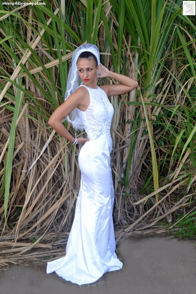 Robe de Mariée 2019 Martinique 2020