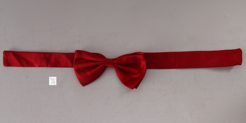 Noeud Papillon Rouge Mariage