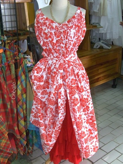 Robe Cr�ole Antillaise 2011