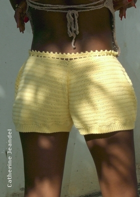 Ensemble Dos nu short