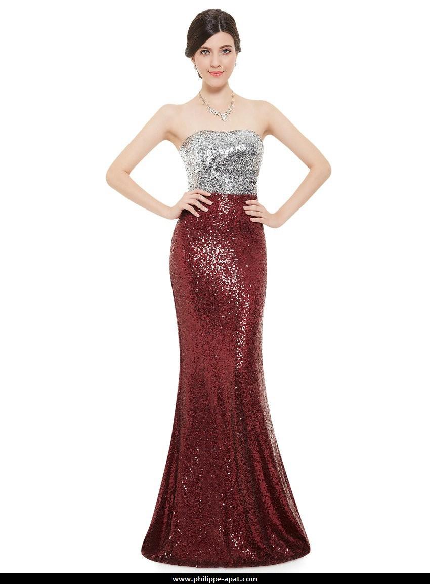 robe de soirée 2016 2017 longue
