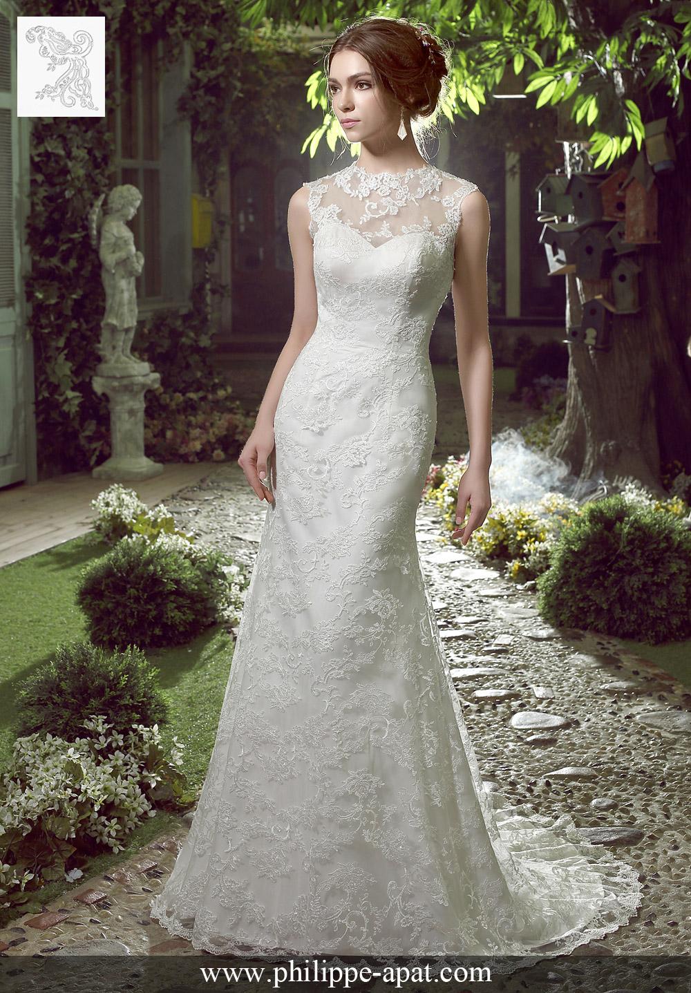 Robe de mariage blanche